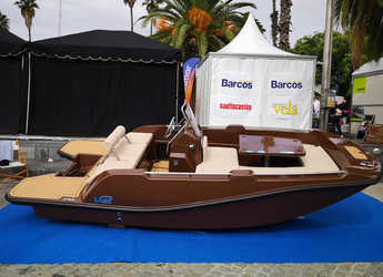 Rent a motorboat in Portocolom - V2 Boats 5.0 Deluxe