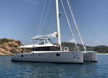 Rent a catamaran in Club Náutico Ibiza - Sunreef 62Z