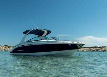 Rent a motorboat in Marina Botafoch - Chaparral 256 SSX