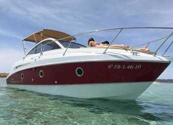 Rent a motorboat in Marina Botafoch - Beneteau Montecarlo 27