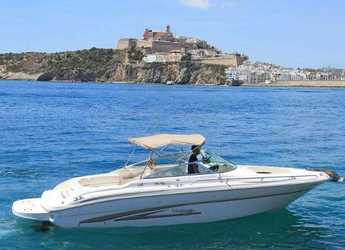 Rent a motorboat in Marina Botafoch - Sea Ray 280