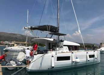 Rent a catamaran in Marina Baotić - Lagoon 40 - 4 + 2 cab