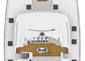 Rent a catamaran in Marina Baotić - Lagoon 52 F - 6 + 2 cab.