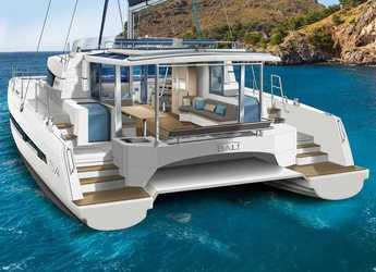 Rent a catamaran in Compass Point Marina - Bali 5.4 - 6 + 2 cab.