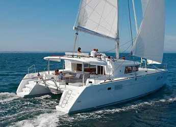 Rent a catamaran in Compass Point Marina - Lagoon 450 - 3 + 1 cab.