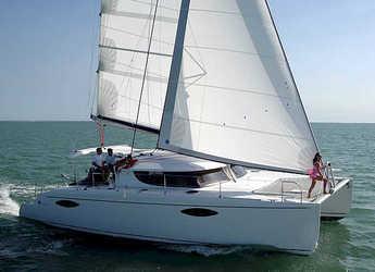 Rent a catamaran in Lavrion - Orana 44