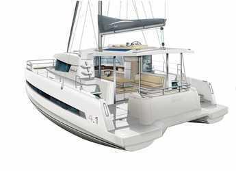 Alquilar catamarán en Gocek - Bali 4.1 - 4 + 2 cab.