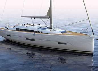 Rent a sailboat in Lefkas Nidri - Dufour 430 GL