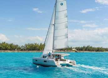 Rent a catamaran in Lefkas Nidri - Lagoon 42 - 4 + 2 cab.