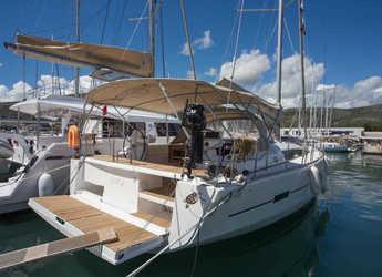 Chartern Sie segelboot in Naviera Balear - Dufour 520 GL