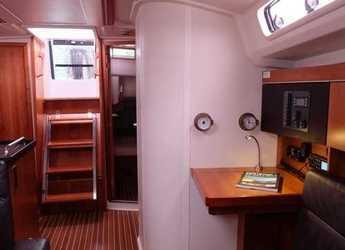 Chartern Sie segelboot in Naviera Balear - Hanse 385