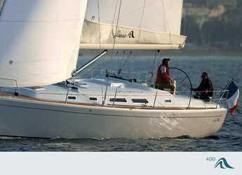 Rent a sailboat in Naviera Balear - Hanse 400
