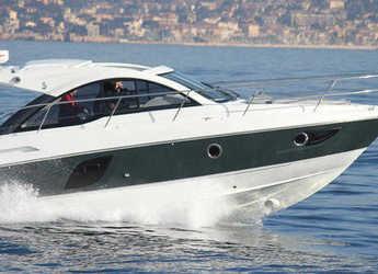 Chartern Sie motorboot in Port Roses - Gran Turismo 34