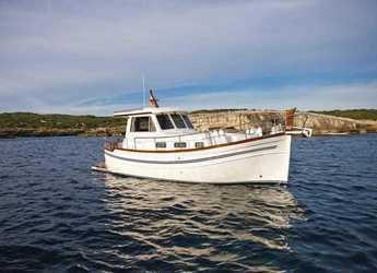 Chartern Sie motorboot in Port Roses - Menorquin 100