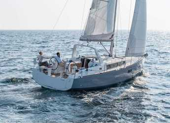 Chartern Sie segelboot in Port Roses - Oceanis 38 - 3 cab.