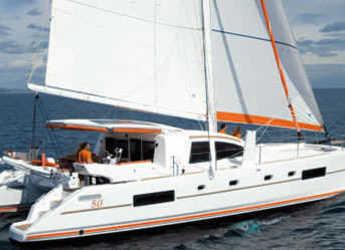 Chartern Sie katamaran in Harbour View Marina - Catana 50 Ocean Class