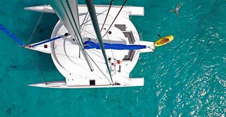 Rent a catamaran in Harbour View Marina - Neel 45