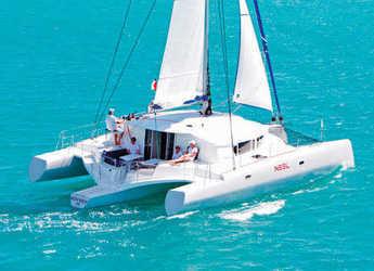 Chartern Sie katamaran in Harbour View Marina - Neel 45