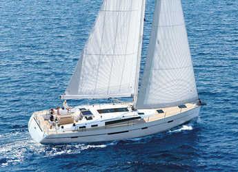 Chartern Sie segelboot in Marina dell'Isola  - Bavaria Cruiser 56 - 5 + 1 cab.