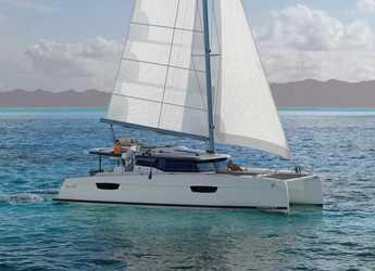Chartern Sie katamaran in ACI Marina Dubrovnik - Fountaine Pajot Saona 47 (Quintet) - 5 + 1 cab.