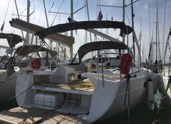Chartern Sie segelboot in SCT Marina Trogir - Elan Impression 50 - 5 + 1 cab.