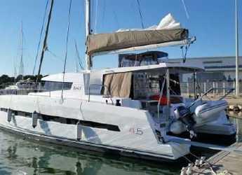 Alquilar catamarán en Scrub Island - Bali 4.5 OW