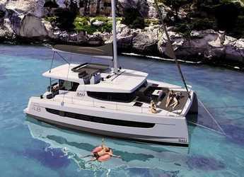 Alquilar catamarán en Scrub Island - Bali 4.8 - 4 cab.