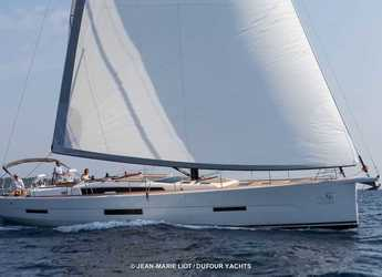 Rent a sailboat in Scrub Island - Dufour Exclusive 56 - 4 + 1 cab.