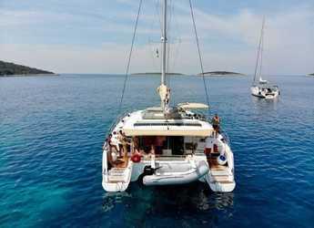 Alquilar catamarán en Scrub Island - Fountaine Pajot Saba 50 - 6 + 1 cab.