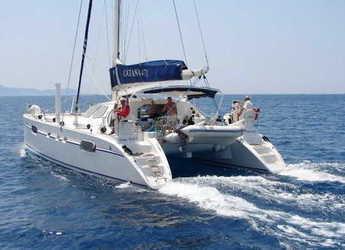 Chartern Sie katamaran in Ece Marina - Catana 47