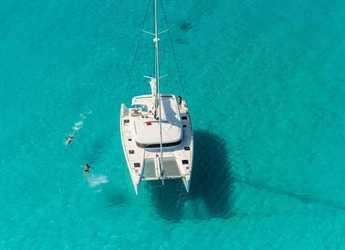 Chartern Sie katamaran in Harbour View Marina - Lagoon 39 - 4 + 2 cab.
