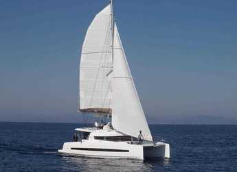 Rent a catamaran in Marina dell'Isola  - Bali 4.3 - 4 + 2 cab.