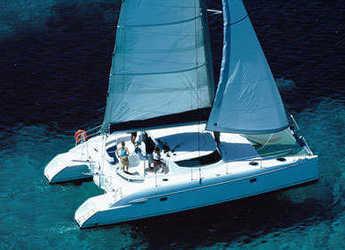 Rent a catamaran in Marina dell'Isola  - Lavezzi 40