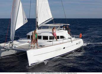 Rent a catamaran in Port Louis Marina - Lagoon 380 - 4 cab.
