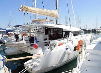 Alquilar catamarán en Port Louis Marina - Lagoon 42 - 4 + 2 cab.