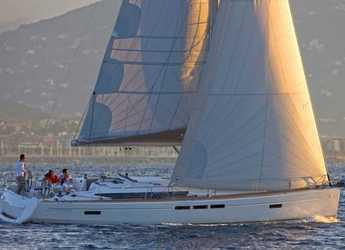 Chartern Sie segelboot in Port Louis Marina - Sun Odyssey 519 - 5 + 1 cab.