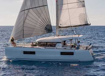 Rent a catamaran in ACI Marina Dubrovnik - Lagoon 40 - 4 + 2 cab