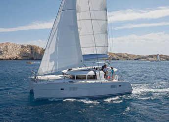 Chartern Sie katamaran in ACI Marina Dubrovnik - Lagoon 400 S2 - 4 + 2 cab.