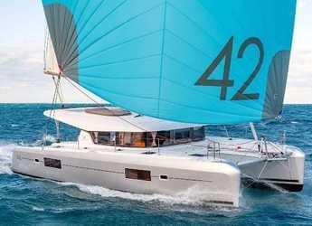 Alquilar catamarán en Preveza Marina - Lagoon 42 - 4 + 2 cab.