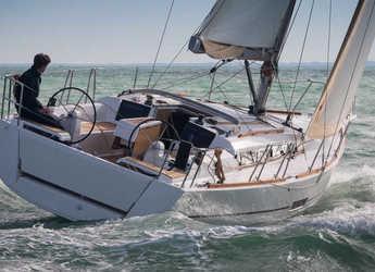 Rent a sailboat in Scrub Island - Dufour 350 GL - 2 cab.