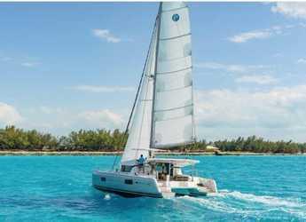 Rent a catamaran in Scrub Island - Lagoon 42 - 4 + 2 cab.