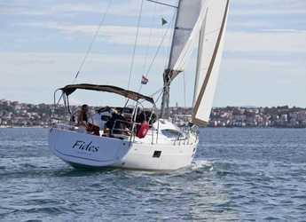Rent a sailboat in ACI Pomer - Elan Impression 40