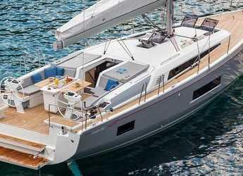 Rent a sailboat in ACI Pomer - Oceanis 46.1