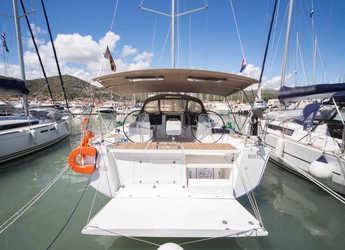 Rent a sailboat in ACI Pomer - Dufour 460 GL