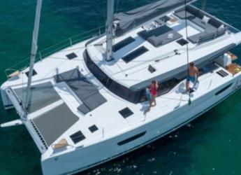 Rent a catamaran in Saint Thomas - Fountaine Pajot