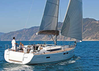Rent a sailboat in Port Segur-Calafell - Sun Odyssey 519