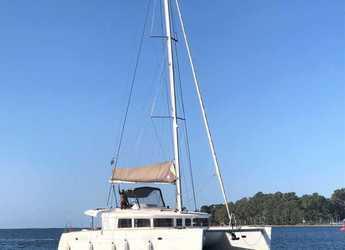 Rent a catamaran in Lefkas Nidri - Lagoon 450 - 4 + 2 cab.