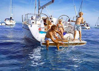 Rent a sailboat in ACI Pomer - Bavaria Cruiser 41 - 3 cab.