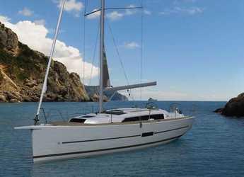 Rent a sailboat in ACI Pomer - Dufour 360 GL