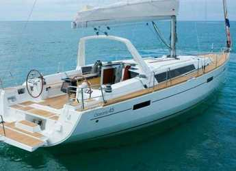 Rent a sailboat in ACI Pomer - Oceanis 45 - 4 cab.